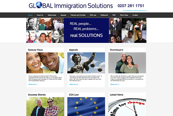 Global Immigration Solutions